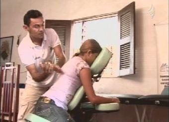 Curso vai preparar deficientes para atuar como massoterapeutas