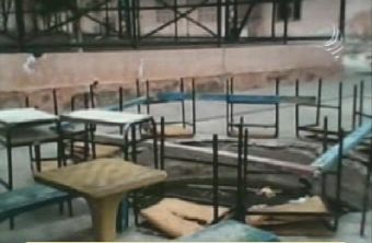 Cisterna aberta põe em risco a vida de alunos em escola da Prefeitura