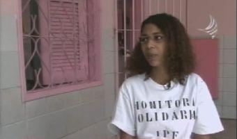 O drama de uma mãe presa por tráfico de drogas