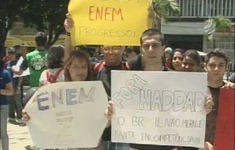 Inep apresenta defesa pelo não cancelamento do Enem