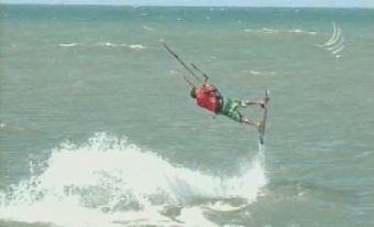 Brasil Kite Surf atrai atletas do mundo inteiro