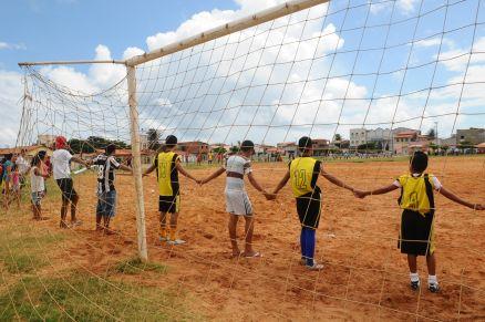 AL discute posse do Campo de Futebol do Paulista