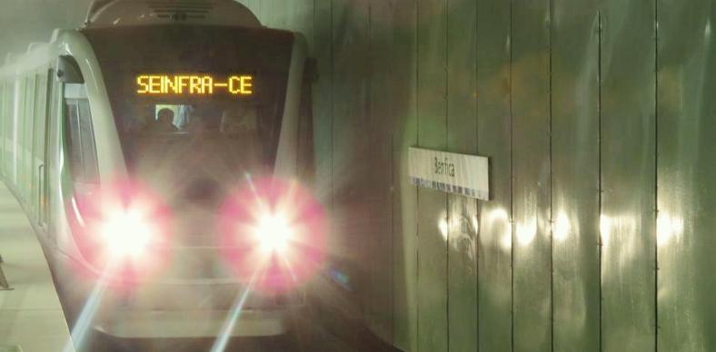 Metrô linha sul