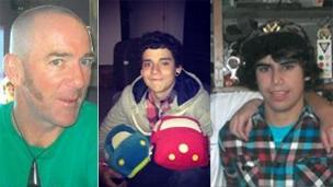 A polícia da Nova Zelândia continua as buscas dos três desaparecidos durante passeio escolar
