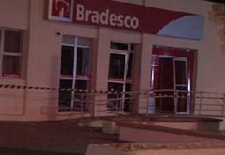 Uma ação ousada foi registrada na noite da última segunda-feira (3), na agência do Bradesco, localizada na avenida João Pessoa, bairro Parangaba
