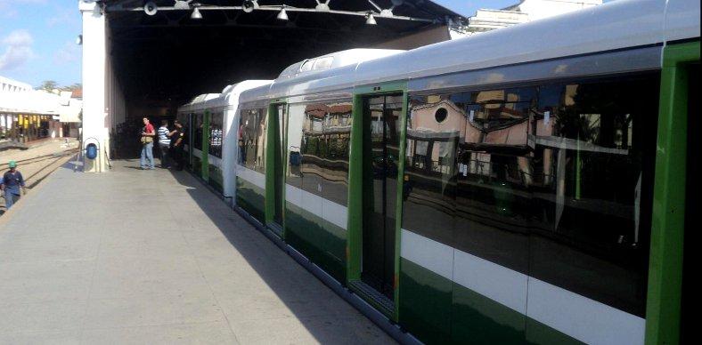 A Linha Oeste do Veículo Leve sobre Trilhos (VLT) já transportou mais de 300 mil passageiros, até o mês de agosto
