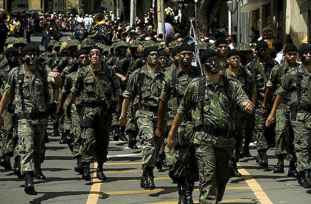 desfile de 7 de sembro