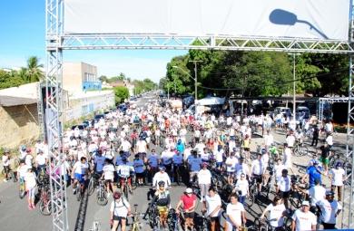 Fortaleza celebra o Dia Mundial Sem Carro neste sábado (22), promovendo a 5ª edição do Pedala Fortaleza