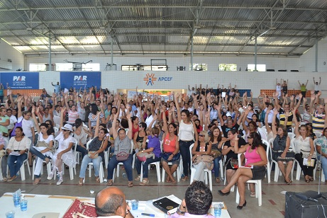 Os servidores de nível médio do Ceará decidiram suspender a greve, iniciada no dia 8 de agosto, até 30 de novembro