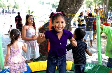 A criançada de Fortaleza pode esperar uma grande festa no Centro da cidade nesta sexta-feira (12)