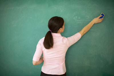 Comemorar o dia dos professores é celebrar a história da maioria das pessoas