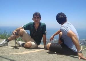 O estudante Bruno Eusébio dos Santos, de 26 anos, confessou na noite desta sexta-feira (27), ter matado o cearense José Leandro Pinheiro, de 21 anos