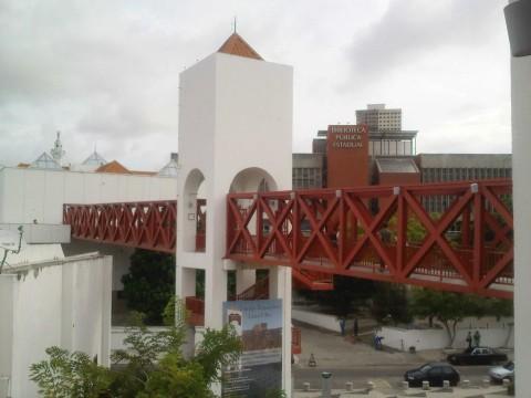 O Centro Cultural Dragão do Mar será reformado em janeiro, de acordo com a Secretaria de Cultura do Ceará (Secult). O órgão vai assinar na segunda-feira (10), o contrato para dar início às obras