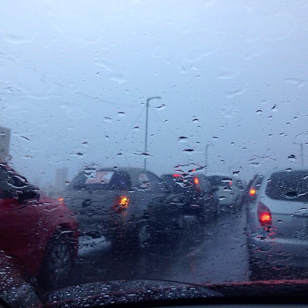Choveu em pelo menos 38 municípios do Ceará até às 15h deste sábado (5), de acordo com a Fundação Cearense de Meteorologia e Recursos Hídricos (Funceme)