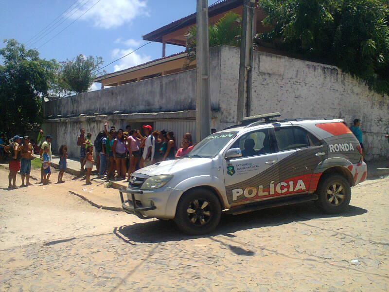 A Controladoria Geral de Disciplina dos Órgãos de Segurança Pública e Sistema Penitenciário do Ceará instaurou processo administrativo para apurar as condutas de cinco policiais militares estaduais.
