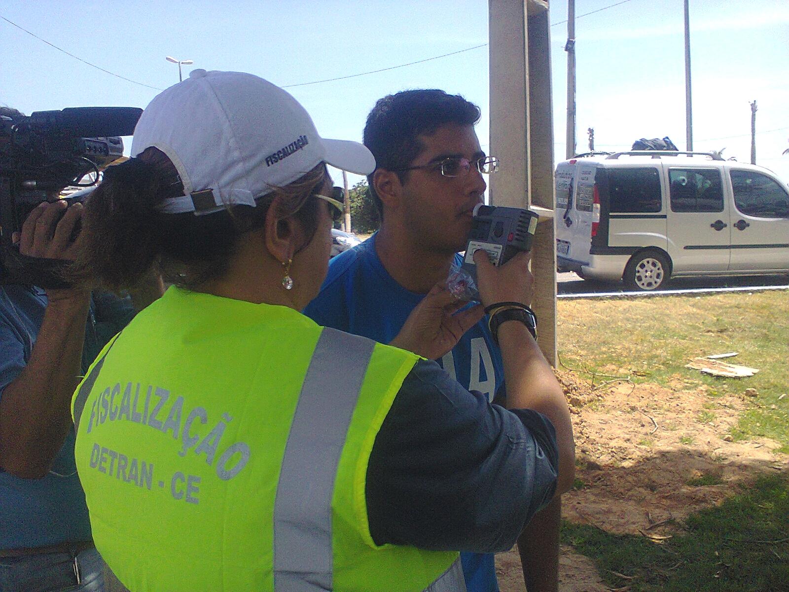 O rigor da Lei Seca apresentou resultado positivo nas rodovias estaduais (CEs) durante o Carnaval, de acordo com o Departamento Estadual de Trânsito (Detran).