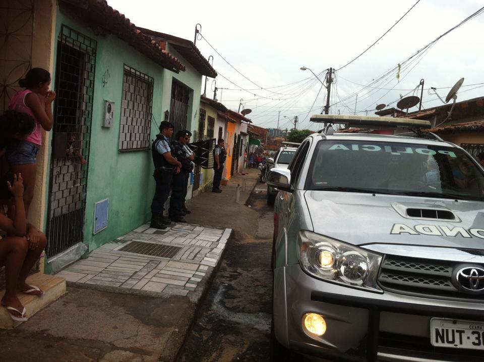 Um jovem morreu em acidente registrado na tarde de segunda-feira (18), na Avenida Washington Soares, em Fortaleza.