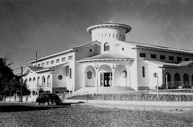Clube Nautico 1950