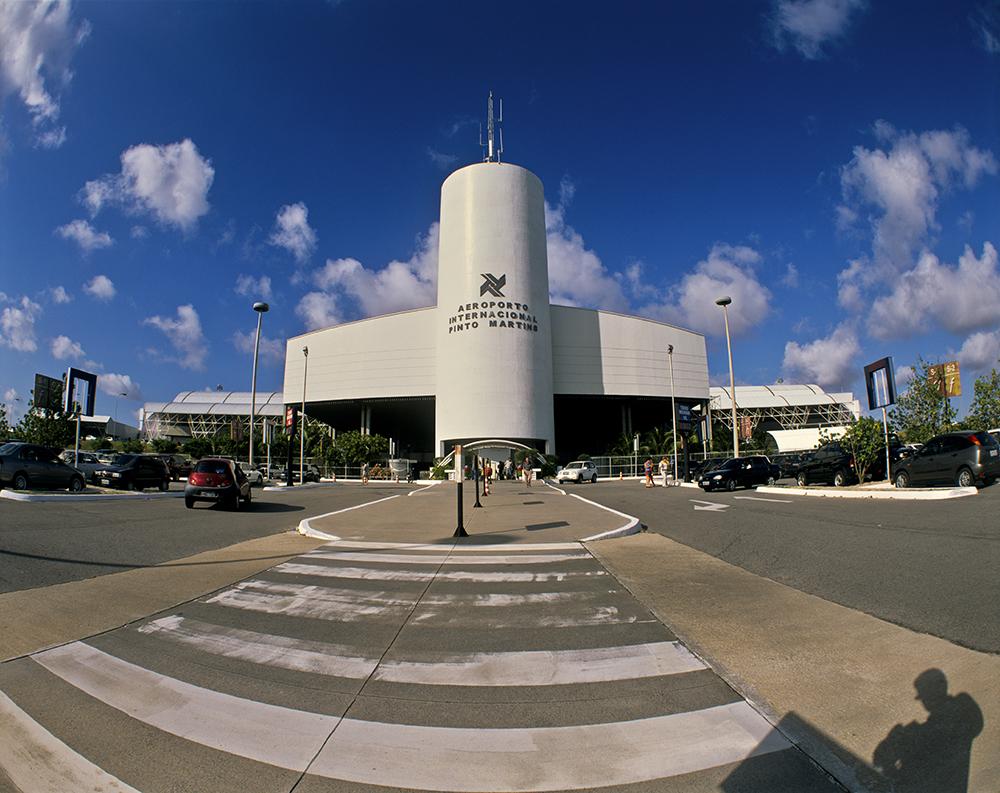 O aeroporto de Fortaleza foi um dos mais bem avaliados pela pesquisa da Secretaria de Aviação Civil (SAC), do governo federal.