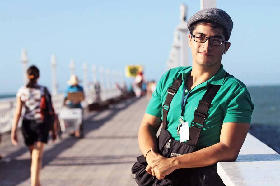O corpo do fotógrafo que morreu após cair de um prédio será sepultado na manhã desta terça-feira (28), às 10h, no Parque da Paz, em Fortaleza.