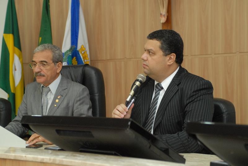Secretário apresentou dados financeiros do projeto aos vereadores