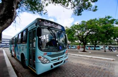 Mais quatro linhas do sistema de transporte regular passarão a realizar embarque e desembarque na Praça da Estação (Praça Castro Carreiro).