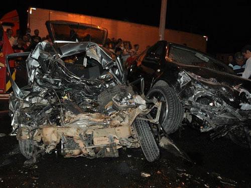 Um casal de universitários morreu em um grave acidente em Juazeiro do Norte, a 535 quilômetros de Fortaleza