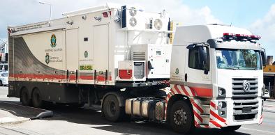 O Ceará recebe, nesta quinta-feira (13), equipamentos de segurança doados pelo Ministério da Justiça, por meio da Secretaria Especial de Segurança para Grandes Eventos (Sesge).