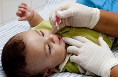 A Campanha de Vacinação contra Poliomielite foi prorrogada até o próximo dia 5 de julho em Fortaleza.