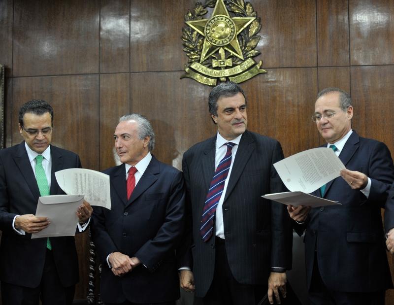 plebiscito sobre a reforma política (FOTO: Antonio Cruz/ABr)