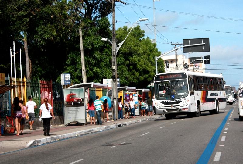 Órgão se coloca a favor da participação da população na formulação de políticas e na gestão do transporte (FOTO: Camila Cabral/Tribuna do Ceará)
