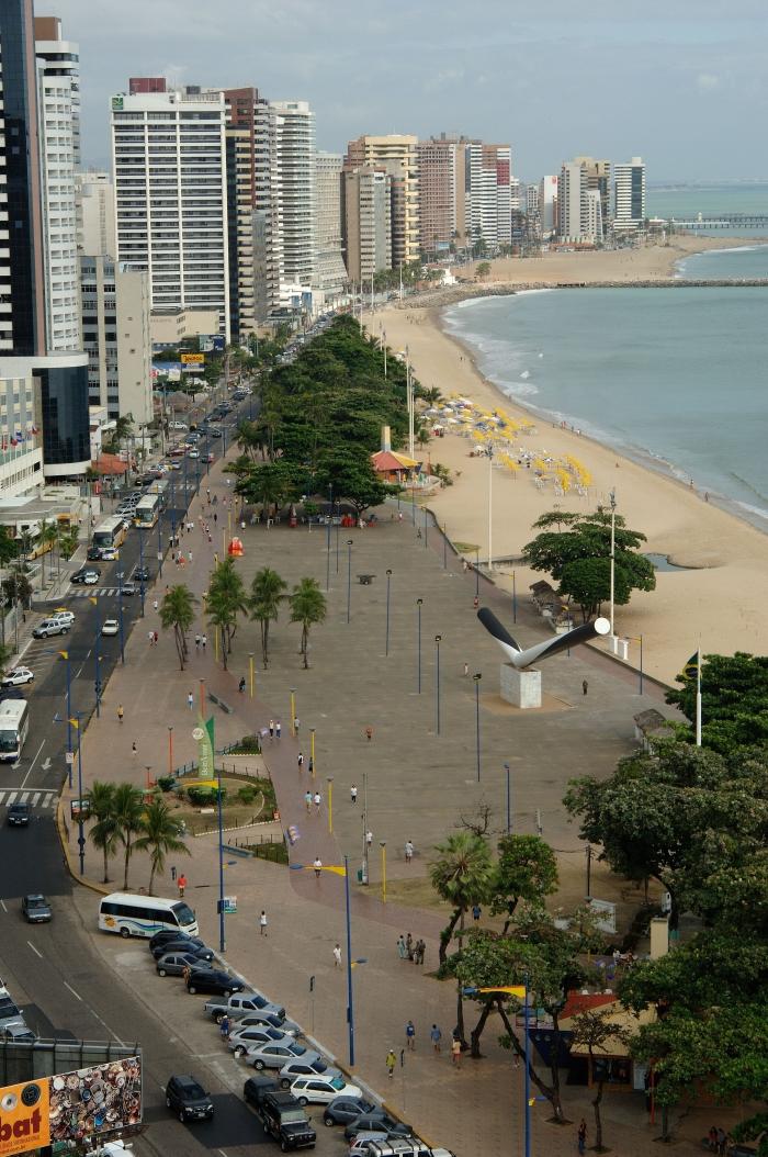 Recentes oscilações do dólar fizeram com que muitos brasileiros pesquisassem diversas opções para aproveitar as férias de julho (FOTO: Falcão Jr.)