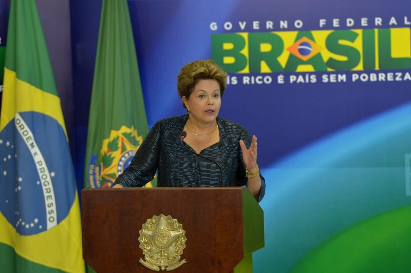 Na quinta-feira (18), a presidenta deve viajar para Fortaleza (Wilson Dias/ABr)