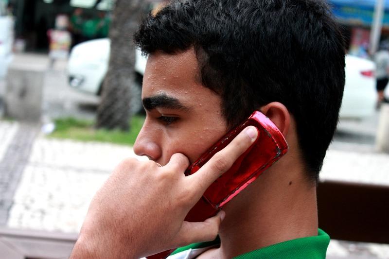 Segundo o levantamento, em junho foram registradas mais de 10,5 milhões de linhas no Ceará (FOTO: Camila Cabral/Tribuna do Ceará)