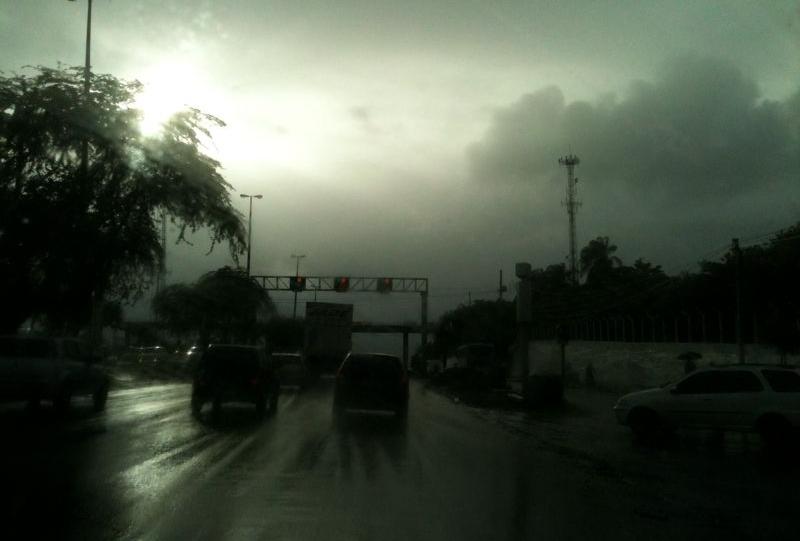 Choveu em 65 municípios do Ceará nas últimas 24 horas – das 7h de quinta-feira (18) às 7h desta sexta-feira (19)