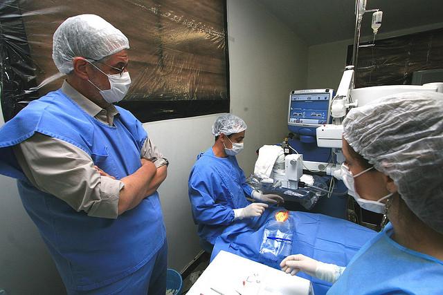 R$ 4,5 milhões serão destinados à realização de cirurgia de catarata (FOTO: Flickr Creative Commons)
