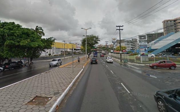 A Avenida Borges de Melo ficará interditada no sentido oeste-leste (rodoviária-Base Aérea) durante cerca de 180 dias