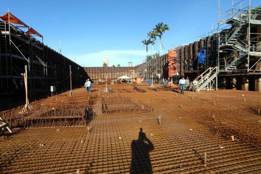 Ministérios Públicos encontram falhas no processo de licitação das obras do Acquário Ceará