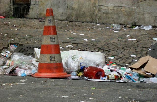 De acordo com os dados da Emlurb, Fortaleza produziu mais de 1.8 milhão de toneladas de lixo em 2012 (FOTO: Maurício Luiz Bertoni/Flickr Creative Commons)