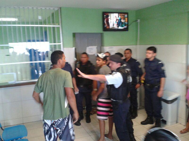Tiroteio deixa três feridos na Barra do Ceará