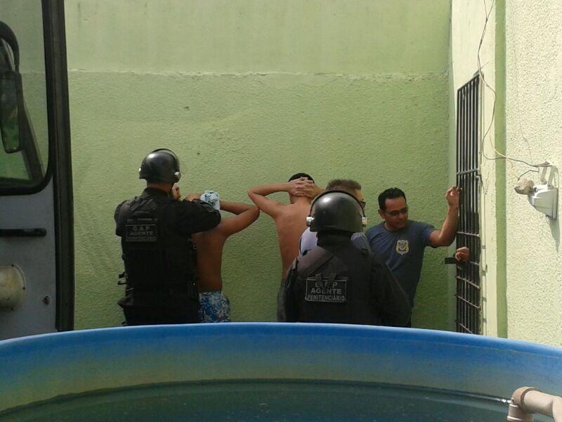 Rebelião termina em interdição da Cadeia Pública de Pacajus