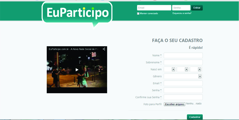 Uma nova rede social, criada no Ceará, pretende acompanhar, criticar, sugerir e trocar ideias sobre os mandatos dos parlamentares no Brasil.