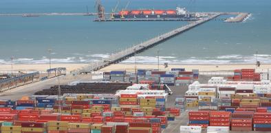 Porto do Pecém atinge maior faturamento de sua história (FOTO: Divulgaçao Seinfra)