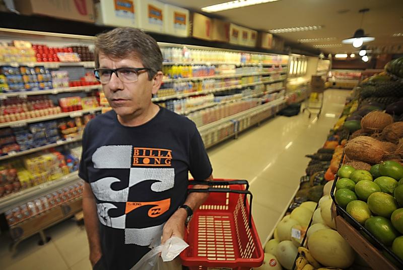 Os preços dos produtos alimentícios essenciais tiveram queda na maioria das capitais (FOTO: Divulgação/ABr)