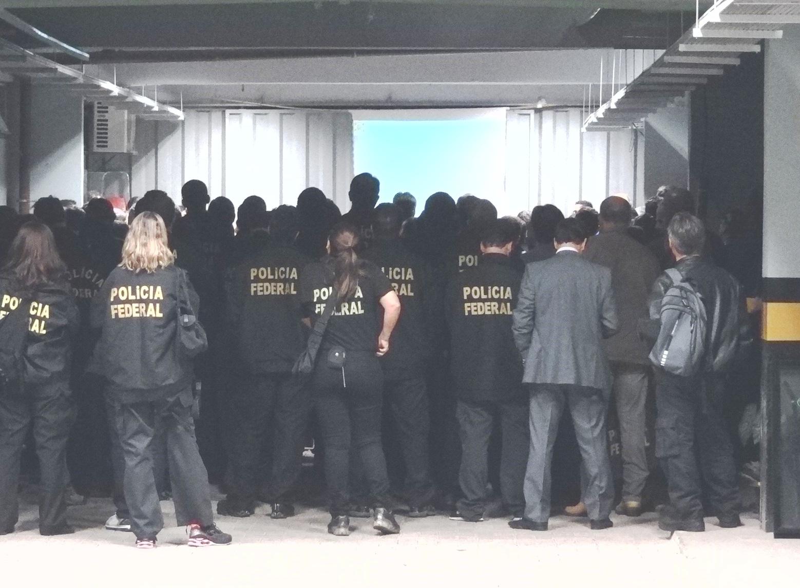 Operação Esopo da Polícia Federal realizada em dez estados mais o Distrito Federal realiza prisões e apreensões (FOTO: Polícia Federal)