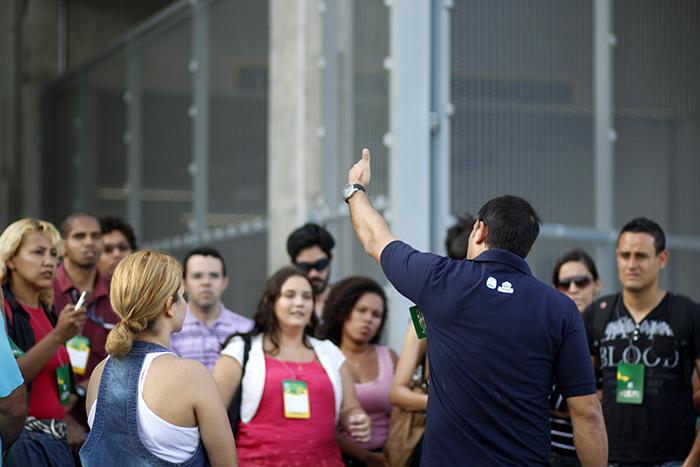 Entre os brasileiros, o Rio de Janeiro lidera o número de candidatos (FOTO: Divulgação/Secopa)