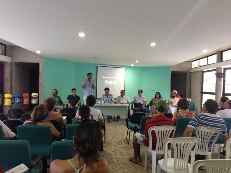Segundo o vereador Guilherme Sampaio (PT), responsável pela organização do debate, o objetivo é de discutir alternativas para a obra