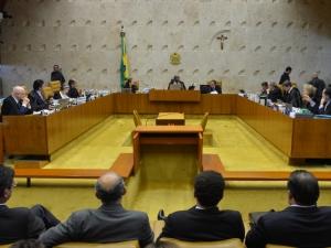 Até agora, os ministros Luís Roberto Barroso, Teori Zavascki, Rosa Weber, Dias Toffoli e Ricardo Lewandowski votaram a favor dos recursos (FOTO: Divulgação/ABr)