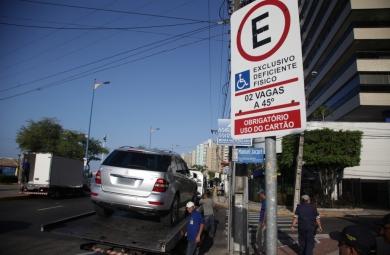 A Semana Nacional do Trânsito segue com programação até o próximo dia 24 (Foto: Thiago Gaspar)