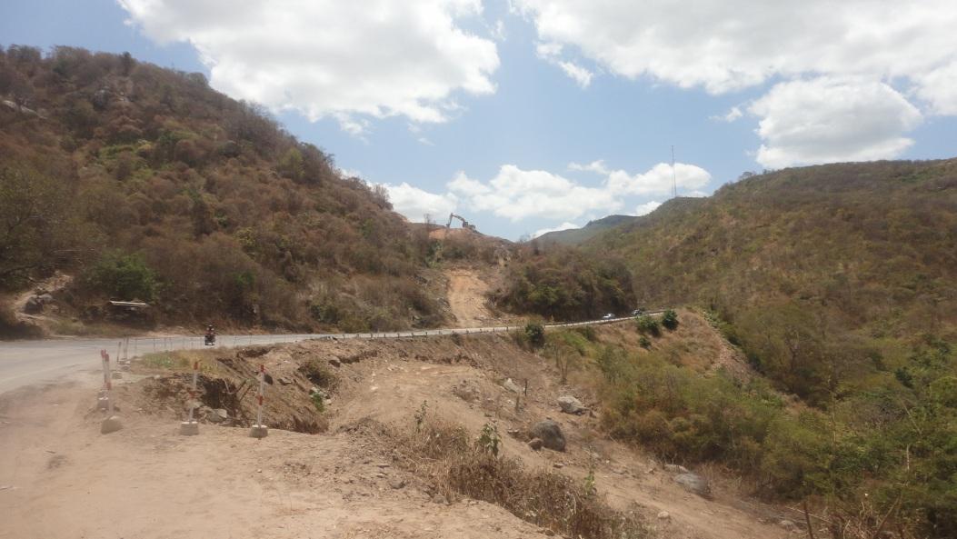 O trecho entre os quilômetros 108 e 112 da BR-222, no município de Itapajé, será fechado nesta terça-feira (24)